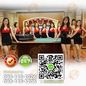 เทคนิคเล่น casino online ได้เงินจริง